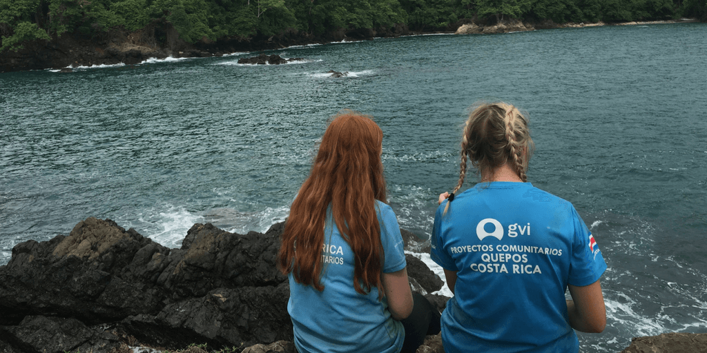 volunteer on community development projects in costa rica
