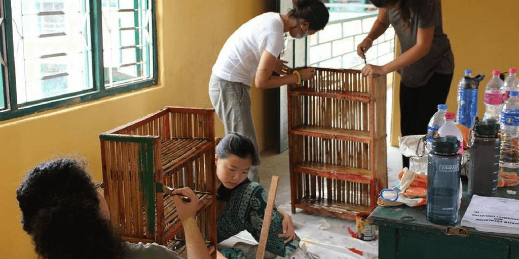 volunteer opportunities for teens in Nepal