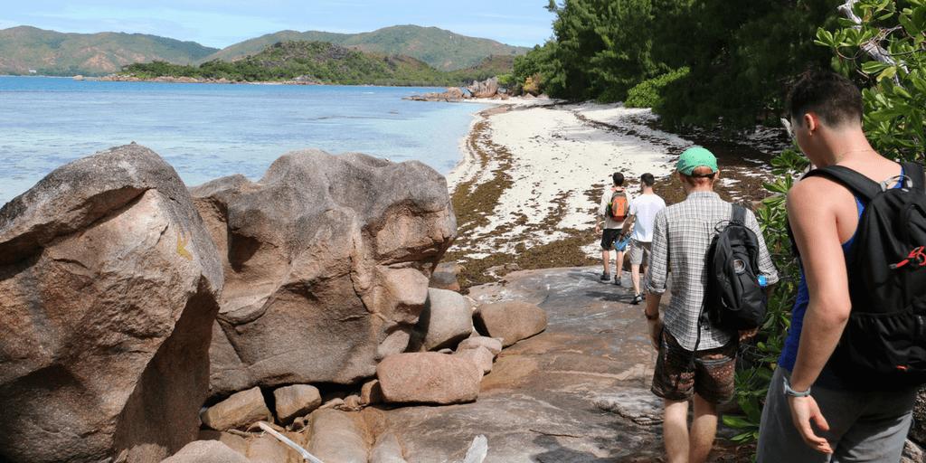 environmental conservation internships in the seychelles