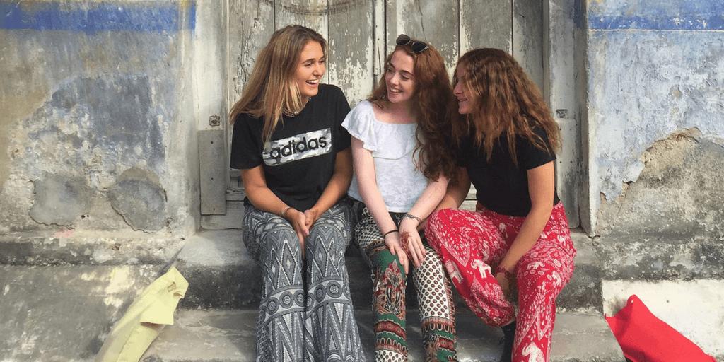how to make friends | volunteer