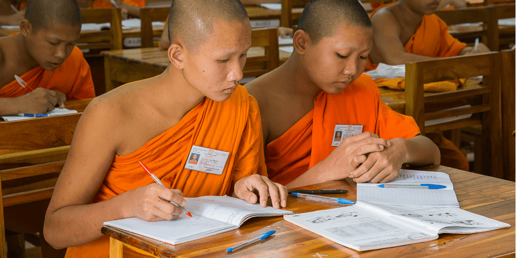 Try out a language learning immersion gap year in Cambodia