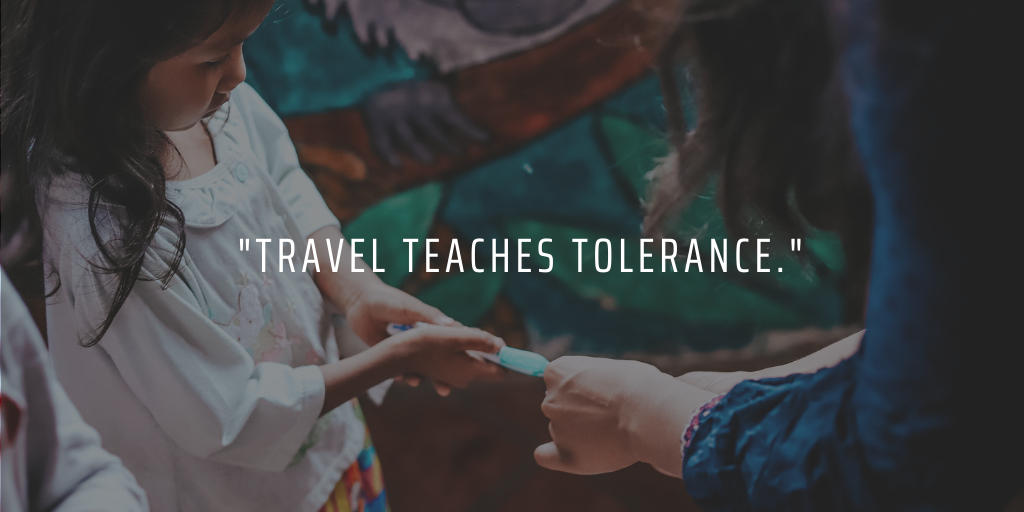volunteering abroad will teach you more than you ever though possible