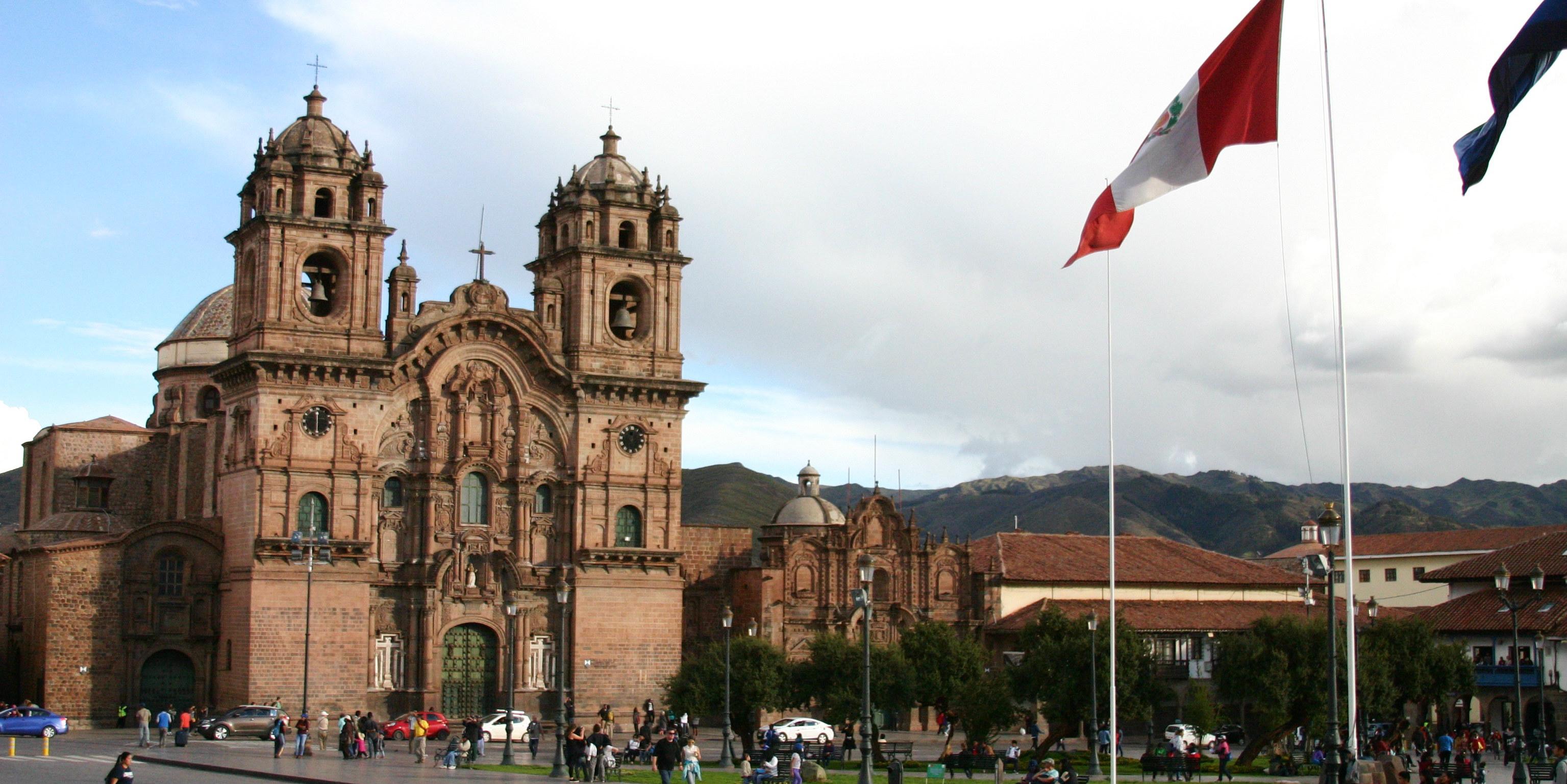 Volunteer in South America