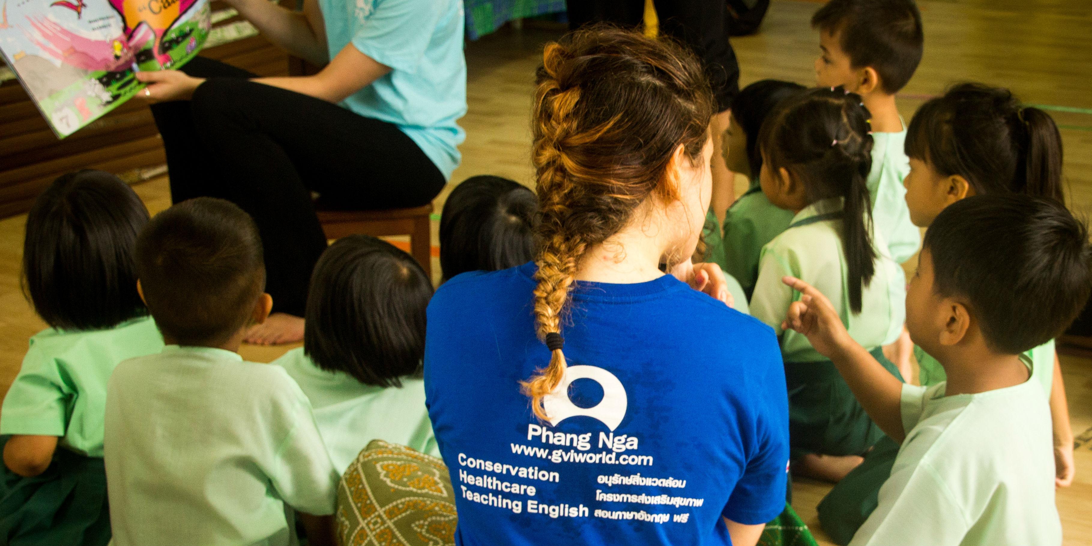 teach english abroad