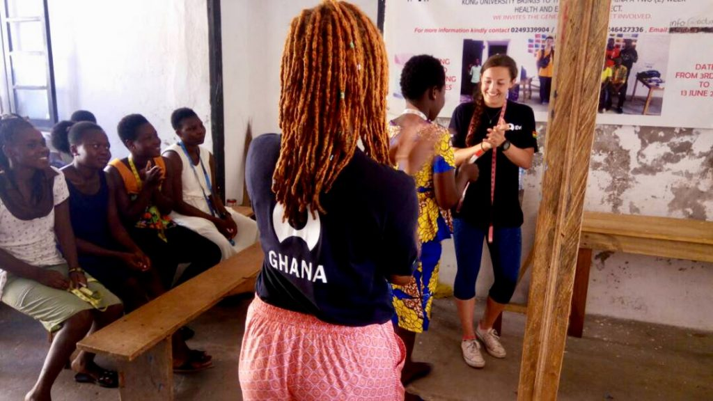 Women's Empowerment Short Term Internship In Ghana | GVI SA