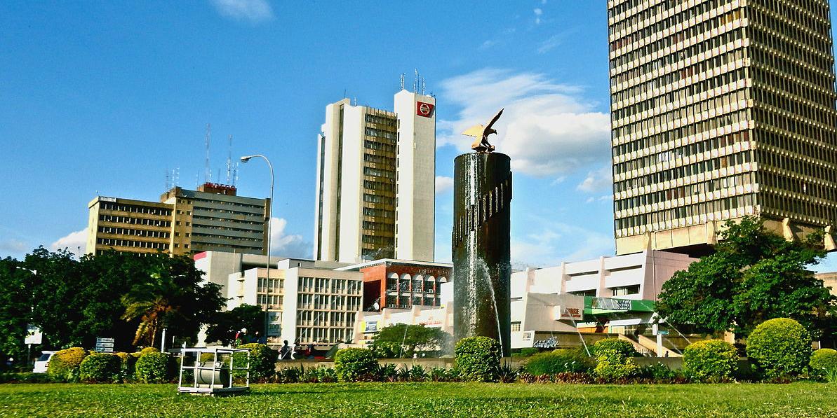 capital city of zambia