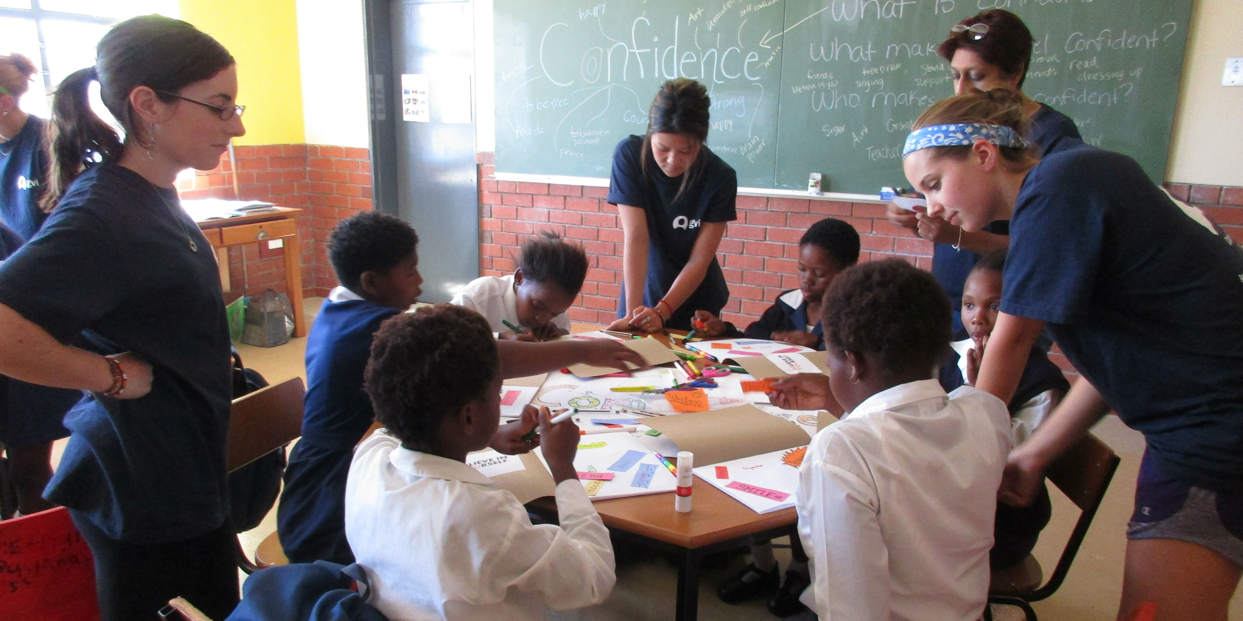volunteering in south africa cape town