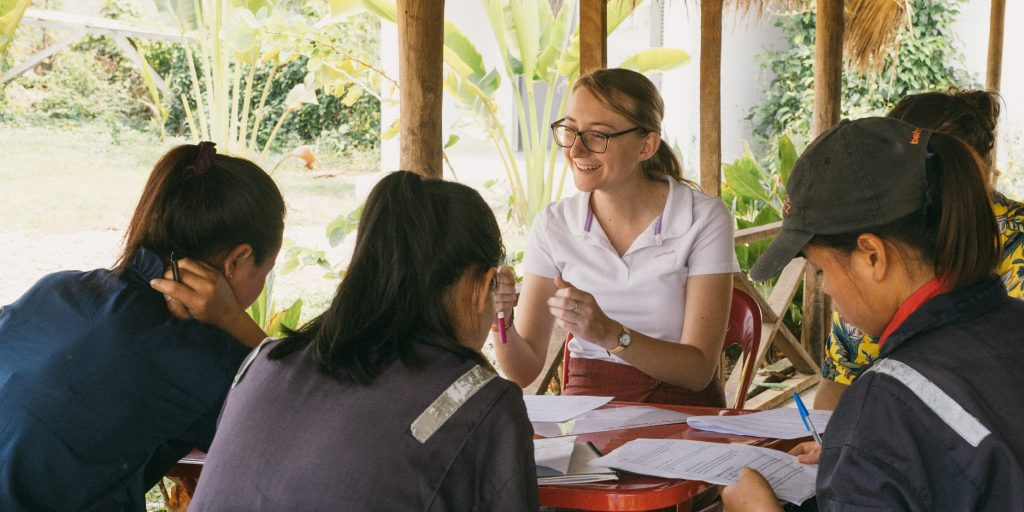 The best way to learn the laos language? Through language immersion!