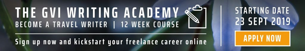 GVI Writing Academy. Sign up now and kick start your freelance career online