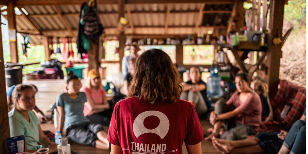 Travel abroad with GVI to places like Thailand, to reap the benefits of leadership training