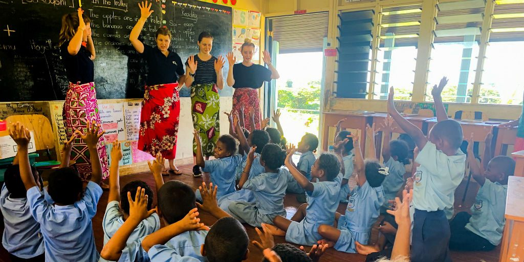 In Phang Nga, GVI internships focus on women empowerment and education projects.