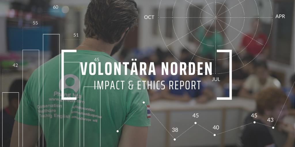 Meaningful work with Volontära Norden