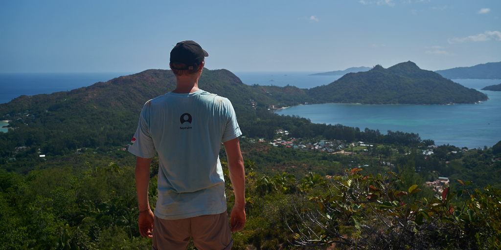 The GVI marine conservation program in the Seychelles is popular with volunteers all across the world