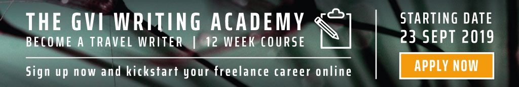 Writing Academy Banner