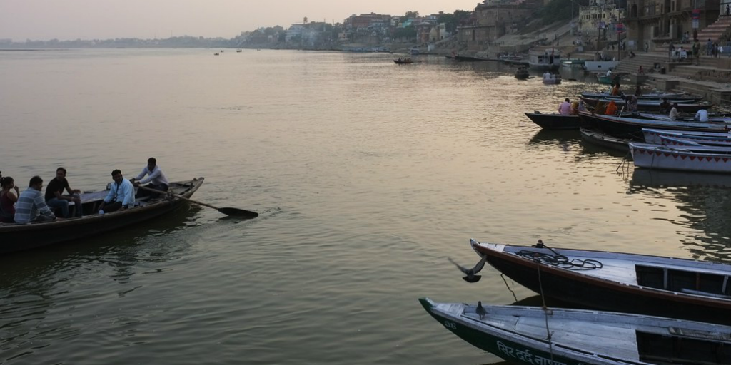 Looking for places to travel in India - why not take a trip to Varanasi?