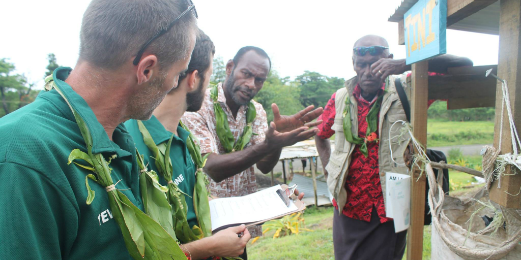 You will get the opportunity to practise the local language when travelling to Fiji