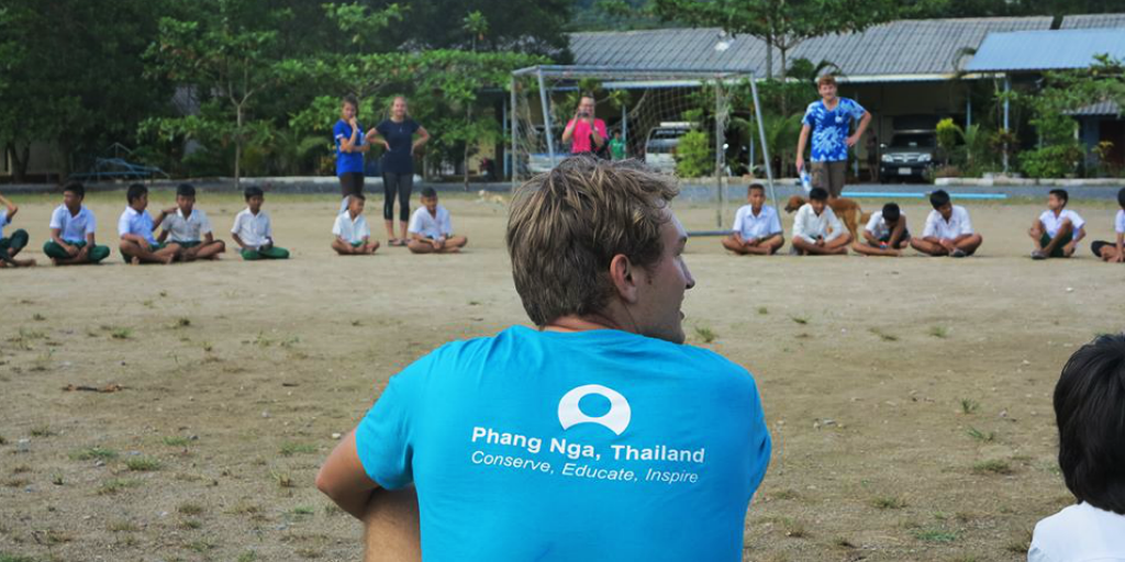 Volunteer in Phang Nga, Thailand to make an impact