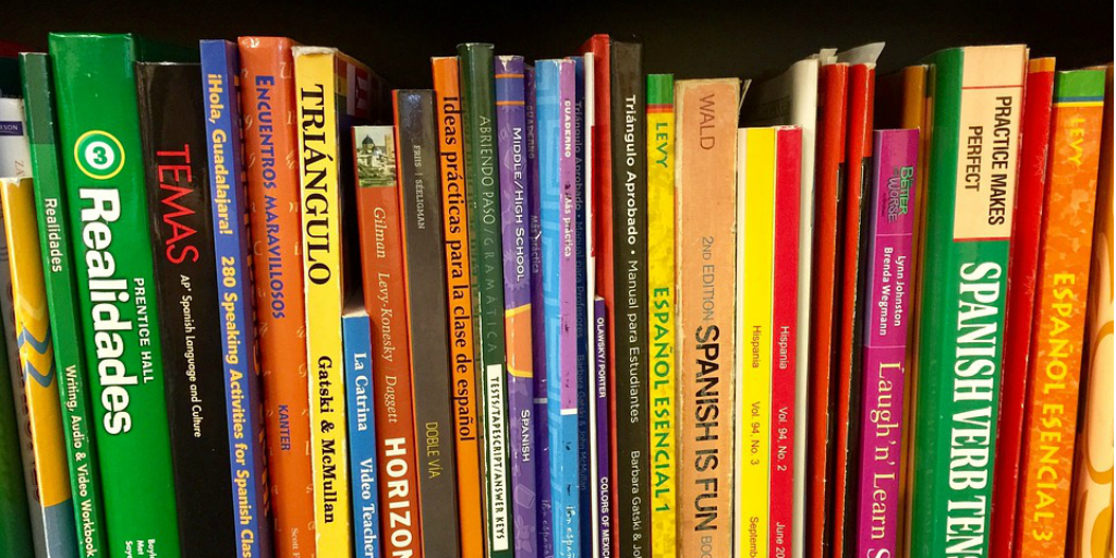 Learn Spanish by reading books in Spanish.