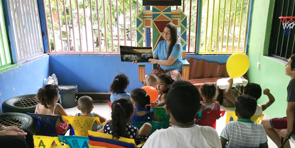 Teach English during your Costa Rica volunteer trip