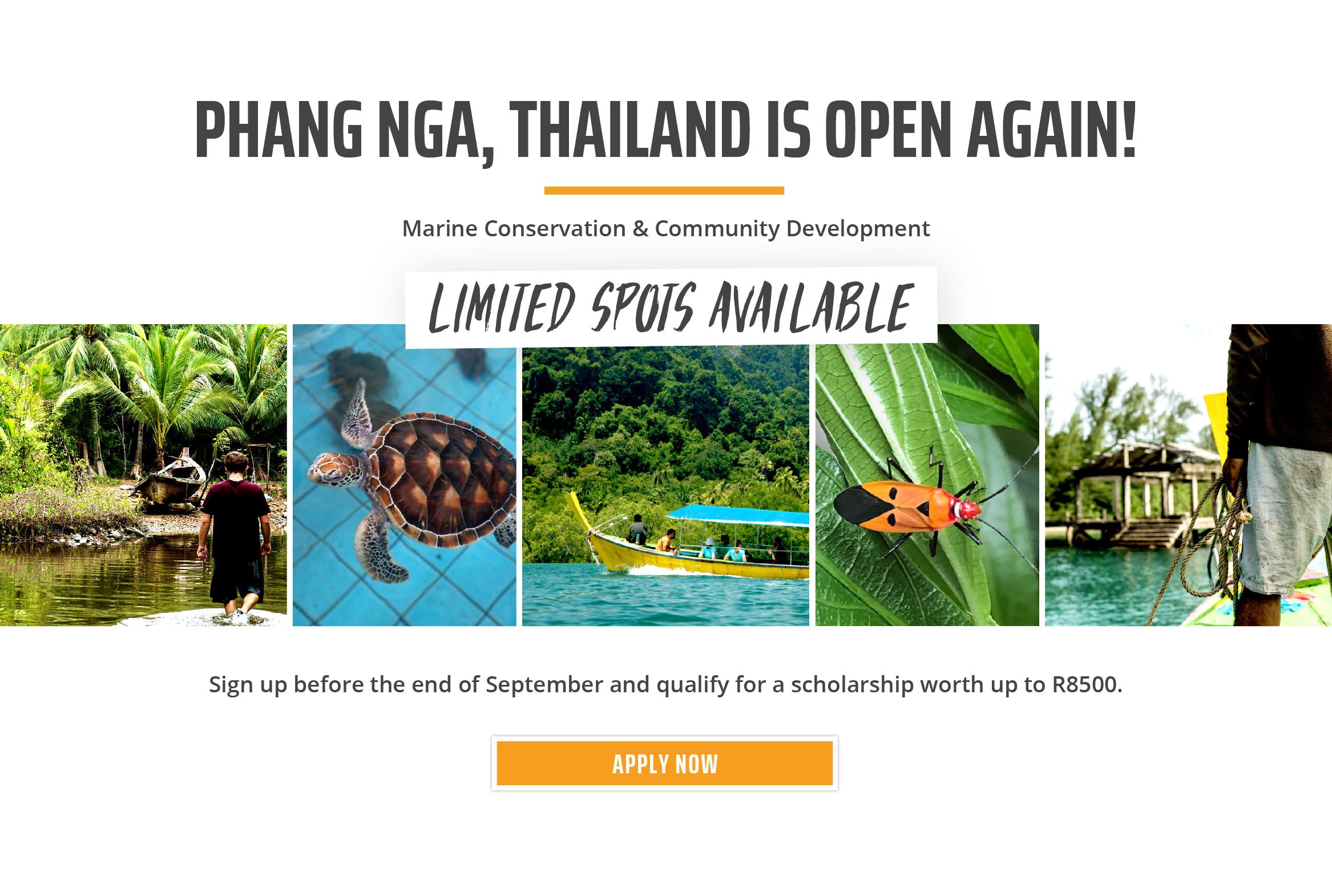 SA Thailand Reopening