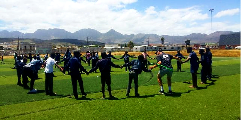 Sports programs are part of our community volunteering program.