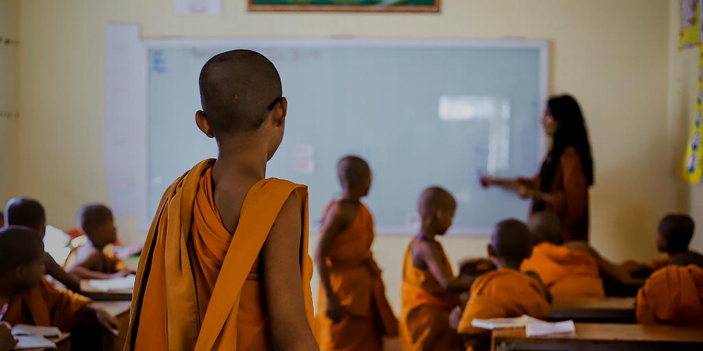 GVI's community development opportunities in Cambodia.