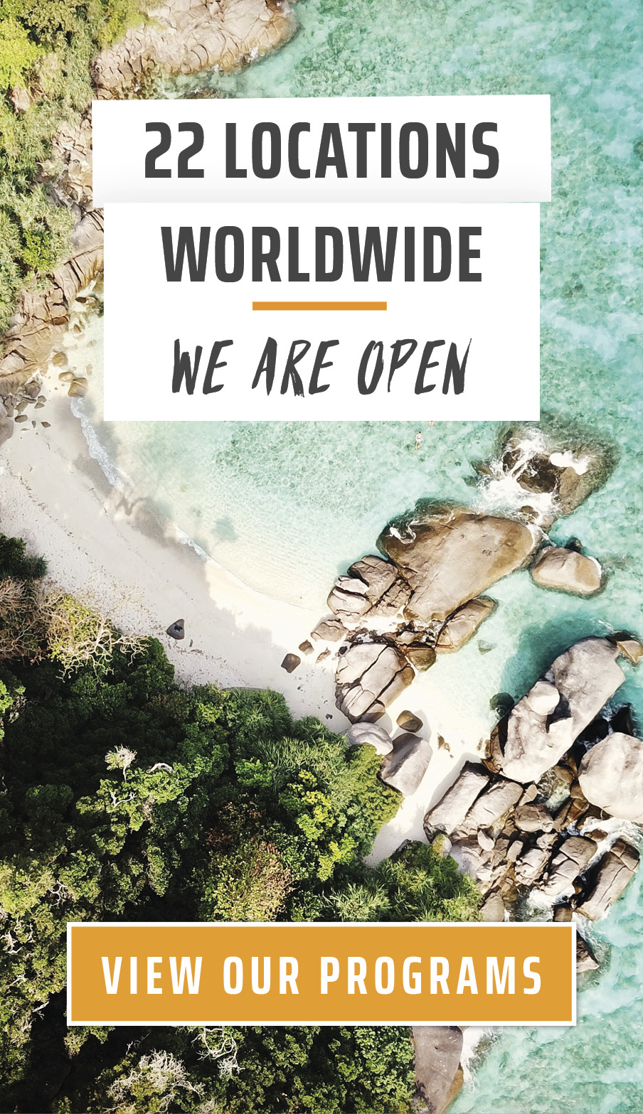 We are open - blog