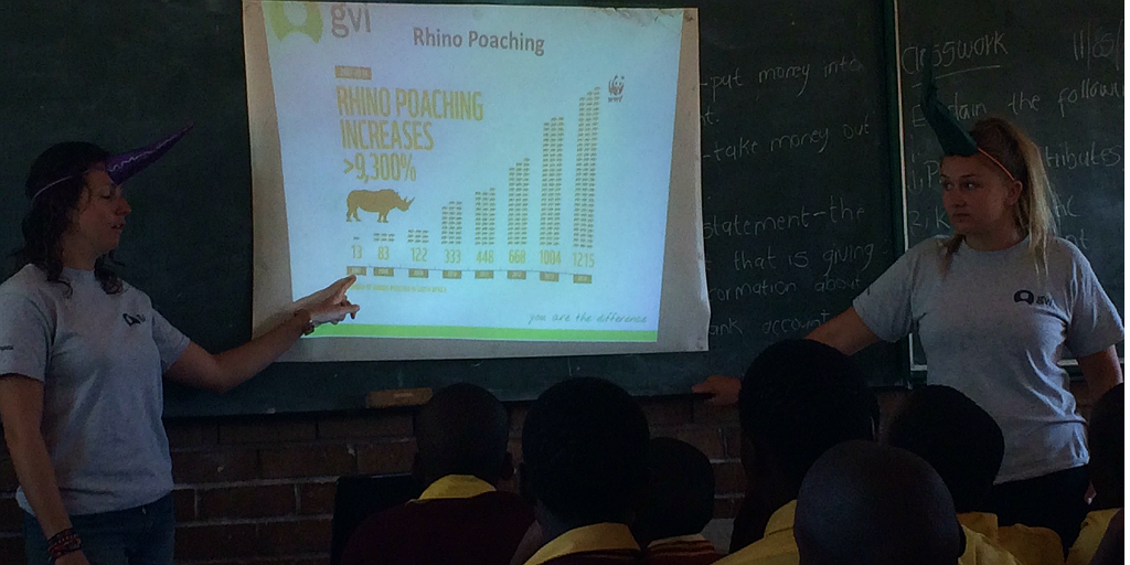 Educating local communities about wildlife conservation can help protect wildlife.