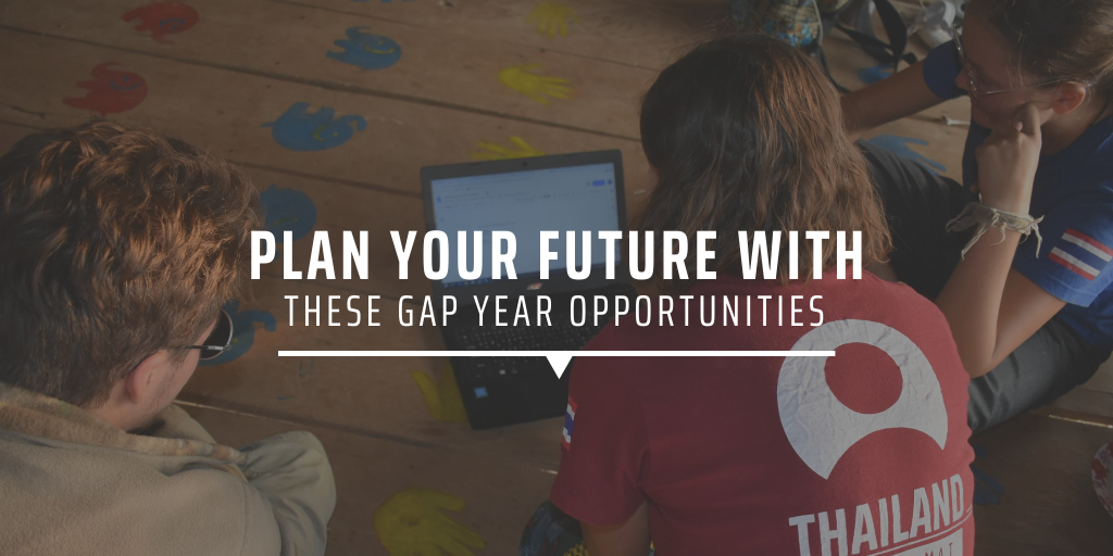 Plan your future with these gap year opportunities