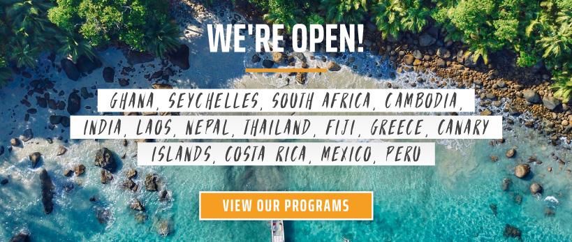 UK We're Open 21 Scholarship